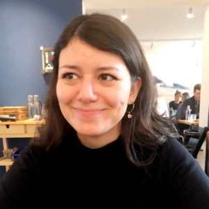 Ipek Ganiyusufoglu, 2D/3D Computer Vision and Machine Learning Specialist